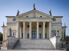 Italian Villa: Villa Capra, Veneto, Italy
