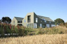 East Bankhead Farm - 'Zinc House' Graeme Hutton & LJRH Chartered Architects