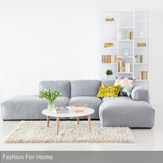 Pastellfarben im Wohnzimmer
