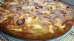 Hrnečkový vanilkový koláč s jablkami hotový už za 30 minút s vláčnou a nadýchanou chuťou! | Báječné Ženy
