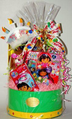 The Gift Gazette: 100 Gift Basket Theme Ideas