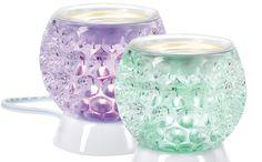 Difusor Eléctrico ScentGlow® Burbujas de Color