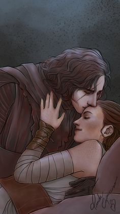 Don't like this ship (because they might be related, but apparently that isn't a problem in the Skywalker family), but it's good art so.....yeah.