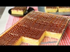Trileçe is an amazing dessert from caramel to cake. In its original recipe, goat milk and buffalo mi Trilece Recipe, Tri Lece, Fun Desserts, Dessert Recipes, Tres Leches Cake, Milk Cake, Turkish Recipes, Original Recipe, Pasta Recipes