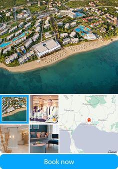 Ikos Olivia (Gerakini, Greece) – Book this hotel at the cheapest price on sefibo.