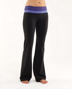 lulu lemon yoga pants! the best!