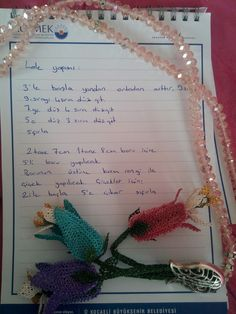 Helpful Hints That Will Assist You Great - Diy Crafts - Qoster Needle Tatting, Needle Lace, Piercings, Lace Making, Helpful Hints, Diy And Crafts, Crochet Necklace, Projects To Try, Knitting