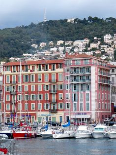 Port Lympia, Nice, France