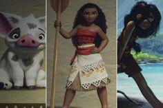 Moana, Disney's first Polynesian Princess and the next Disney Princess...