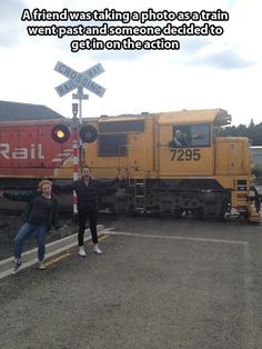 Funny Pictures: Just Taking a Photo When Suddenly...