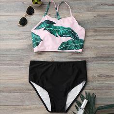 2017 Women Bikini Set Swimsuit Beachwear Swimwear Push Up Monokini Bra Bathing