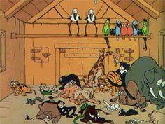 Silly Noah's Ark | Silly Symphonies #Father Noah's Ark #1933 #Disney