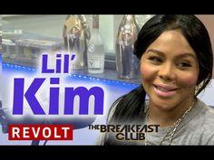 Lil Kim Interview at The Breakfast Club Power 105.1 (9/29/2014)