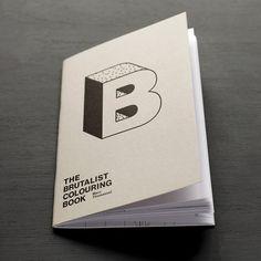 """Marc Thomasset est un graphiste basé à Bruxelles. Il nous a contactés pour nous présenter son nouveau projet: """"The Brutalist Colouring Book"""". C'est le tout premier livre à colorier dédié à la poésie de l'architecture brutaliste.  Une belle manière d'initier un enfant au coloriage et à l'architecture ! Il s'agit d'une première édition. Tirage à 500 exemplaires, imprimé sur papier recyclable à Bruxelles, 36 pages (couverture 4 pages – intérieur 32 pages), 148 x 210 mm. Prix: 12€."""