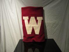 Wisconsin Badger 1952 Chippewa Orig University Blanket Wisconsin Badgers, Vintage Furniture, University, Presents, Blanket, Inspiration, Gifts, Biblical Inspiration, Favors