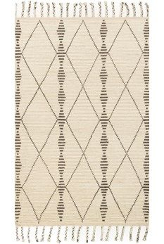 Part of the Joanna Gaines collection at Loloi Rugs | http://www.loloirugs.com/product/details/TULUTF-01IVPP160S#