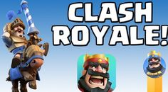 With Clash Royale your Clan battle will become more real and you sweat for good