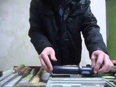 Primeiros passos para entalhar madeira - YouTube