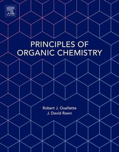 Hixamstudies: Principles of Organic Chemistry [2015]