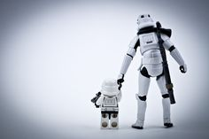 Stormtrooper Dad