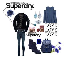 """The Cover Up – Jackets by Superdry: Contest Entry"" by michelle858 ❤ liked on Polyvore featuring Superdry, rag & bone, H&M, VANELi, Tiffany & Co., Pacifica, Too Faced Cosmetics, Accessorize and superdry"