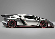 There were only three Lamborghini Venenos made in the world, so chances are your don't have one!