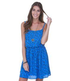 Vestido Feminino com Estampa de Estrelas - Lojas Renner <3
