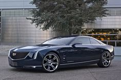 Cadillac Elmiraj Concept brings big coupe style to Pebble Beach [w/videos]