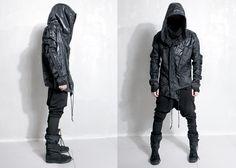 Cyberpunk Clothing Cyberpunk fashion