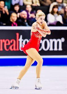 Gracie Gold || U.S. National Championships 2016