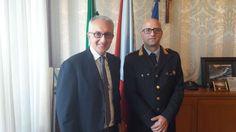 Caserta, si insedia il nuovo Comandante della Polizia Municipale, Luigi De Simone a cura di Redazione - http://www.vivicasagiove.it/notizie/caserta-si-insedia-comandante-della-polizia-municipale-luigi-de-simone/
