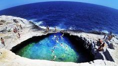 8 hồ bơi tự nhiên đẹp ngỡ ngàng khiến bạn chỉ muốn nhảy ùm xuống tắm | Thế Giới Đó Đây