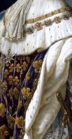 Louis XVI (detail) ~ 1774 - 1792