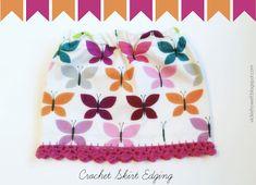New Free Pattern: Easy Crochet Skirt Edging | Vickie Howell