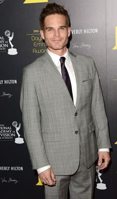 Greg Rikaart arrives at The 39th Annual Daytime Emmy Awards held at The Beverly Hilton Hotel on June 23, 2012 in Beverly Hills, California.