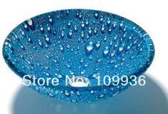 victory bathroom sink,wash basin,glass sink 6017 US $46.00