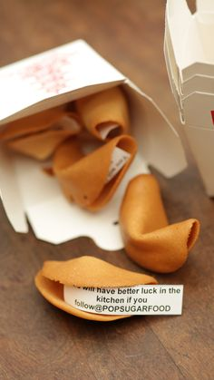 Party favors could be fortune cookies w/ VMS themed fortunes