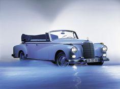Mercedes-Benz W189 300 Cabriolet D (1958) | SMCars.Net - Car Blueprints Forum