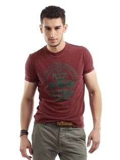 T-shirts for men by the A Collection