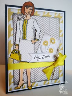 Paper, Ribbon, and Thread: MFP January Blog Hop Part #1, Day #1 - Paper Doll (January 2014)