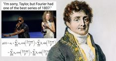The French Mathematician Who Invented Fourier Series French Politics, Dimensional Analysis, Physics Humor, Greenhouse Effect, French Revolution, Best Series, Revolutionaries, Biography