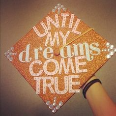 Graduation cap idea
