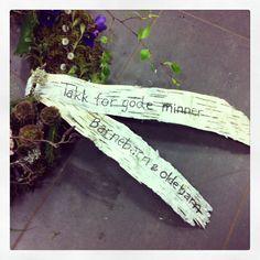 Sympathy wreath. Detail. Natural ribbon. Clothes Hanger, Ribbon, Wreaths, Detail, Natural, Flowers, Design, Coat Hanger, Tape