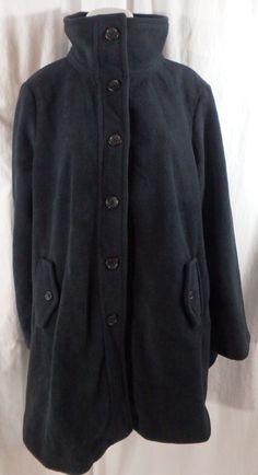 e91700f616c Solid Regular Size XL Lands  End Coats   Jackets for Women