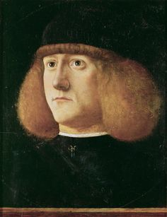 https://flic.kr/p/ryKZH6 | Giovanni di Niccolò Mansueti -- Portrait of a young man | European Art
