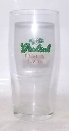 Copo Colecionável Importado Cerveja Grolsch Holanda - R$ 58,00 em Mercado Livre
