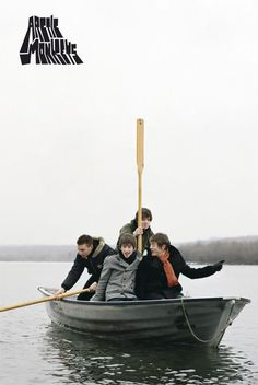 Arctic Monkeys Have this poster!!
