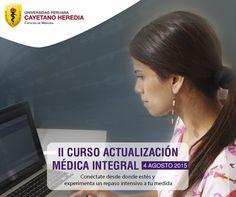 #Herediano, presentamos el II Curso de Actualización Médica Integral: Ciclo de Repaso para el Examen Nacional de Residentado Médico 2015. Informes aquí:http://bit.ly/Curso_ActualizaciónMédica