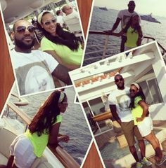 """Reported by Ree, """"The (Ree)lationship Guide"""" Two weeks ago, LeBron James and his fiancée Savannah Brinson were onboard a beautiful yacht in St. Tropez, France. The 28-year-old basketball star posted pictures onto his Instagram account, documenting the life of luxury and snapping images of himself and his bride-to-be throughout the duration of the vacation. While […]"""