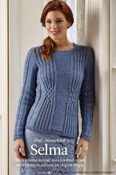 пуловер Selma